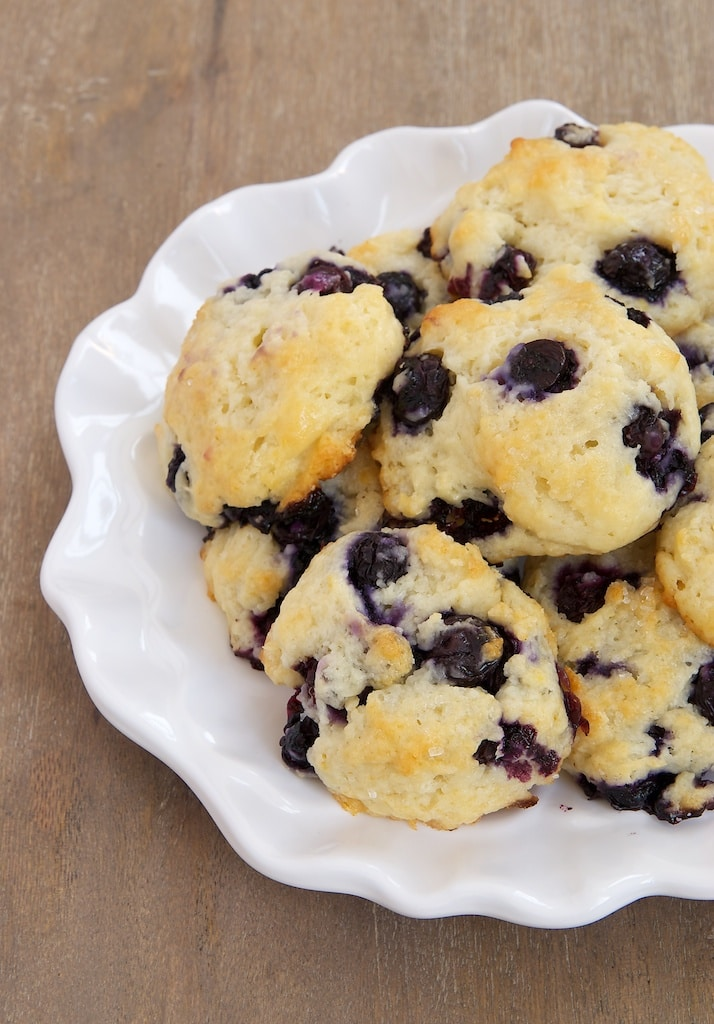 Blueberry Shortcake Cookies | Bake or Break