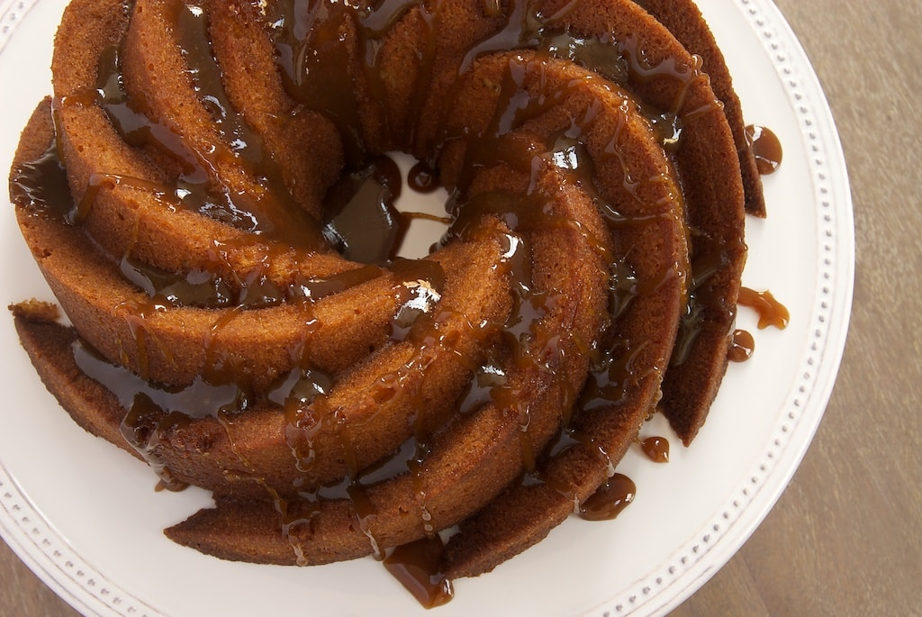 Brown Sugar Bundt Cake is a delicious and simple cake with big brown sugar flavor. - Bake or Break