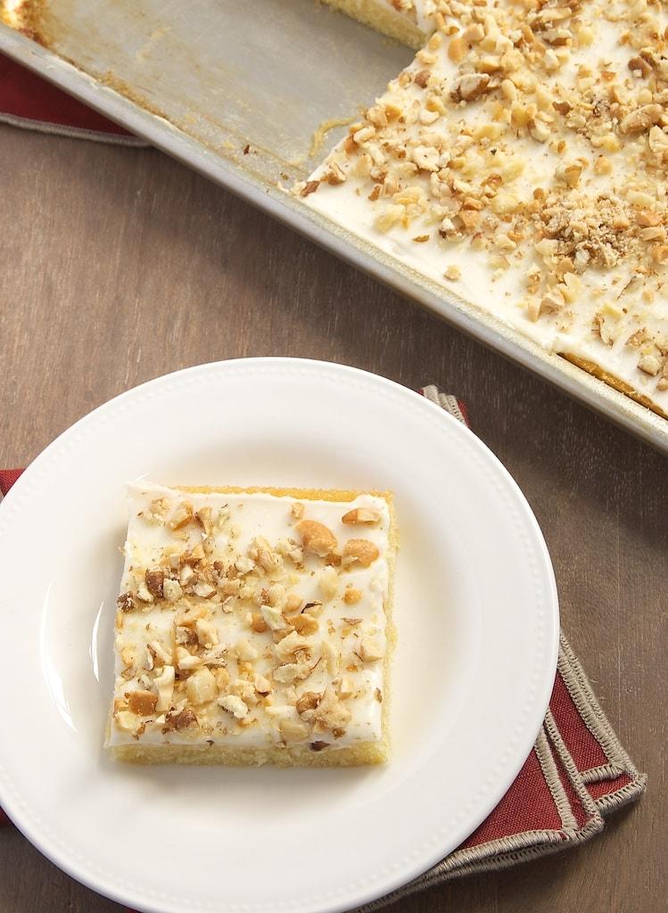 Brown Butter Texas Sheet Cake | Bake or Break