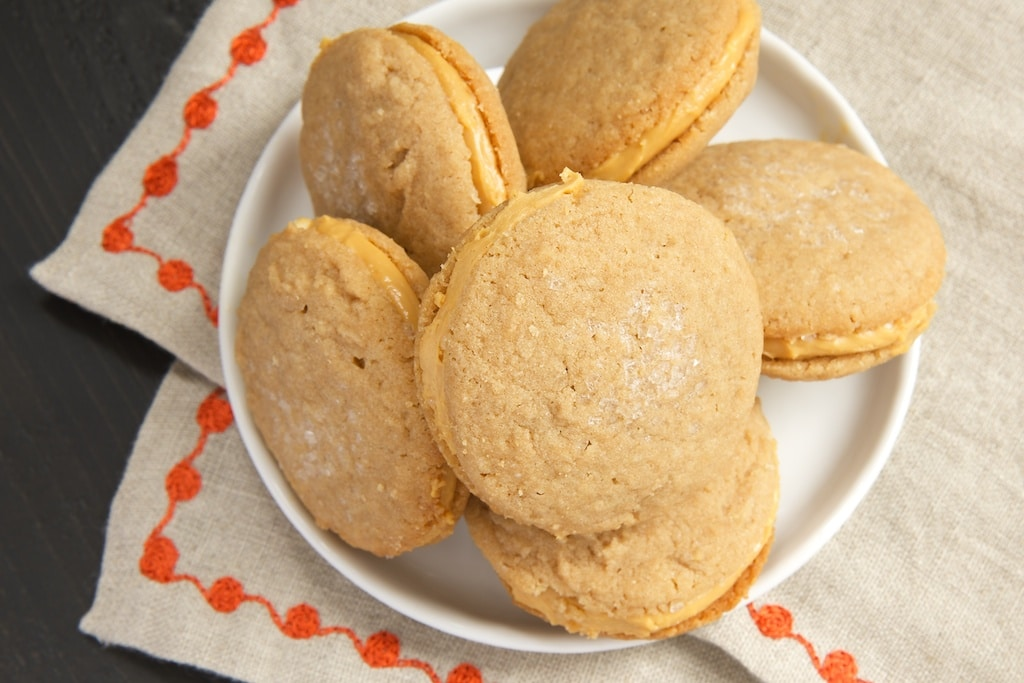 A rich caramel frosting turns these cinnamon cookies into an irresistible dessert! - Bake or Break