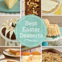 Bake or Break's favorite desserts for Easter!