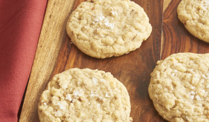 Salty Mixed Nut Cookies are sweet, salty, soft, chewy, and deliciously nutty! - Bake or Break