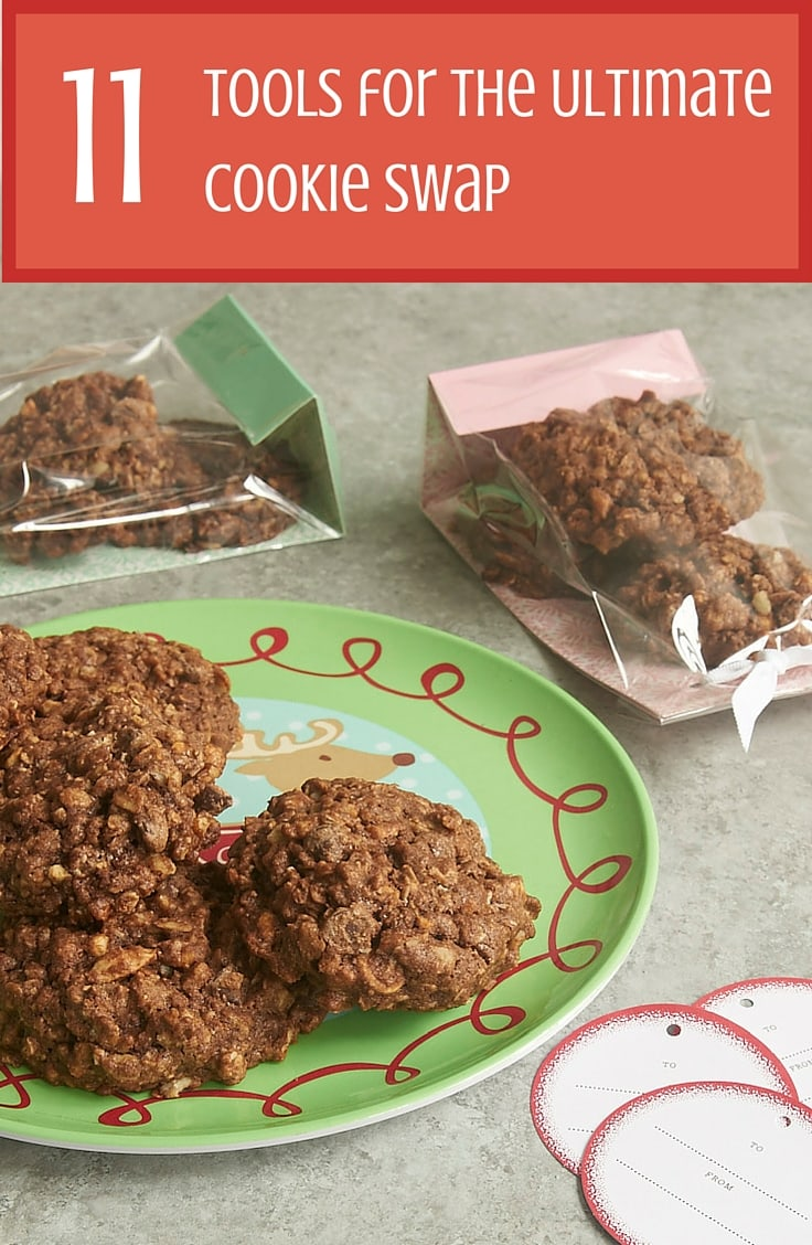 Make your cookies the hit of the cookie swap with these great tools!