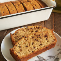 This simple Espresso Chocolate Chip Bread gets a big punch of flavor from a favorite flavor pair - chocolate and coffee! - Bake or Break