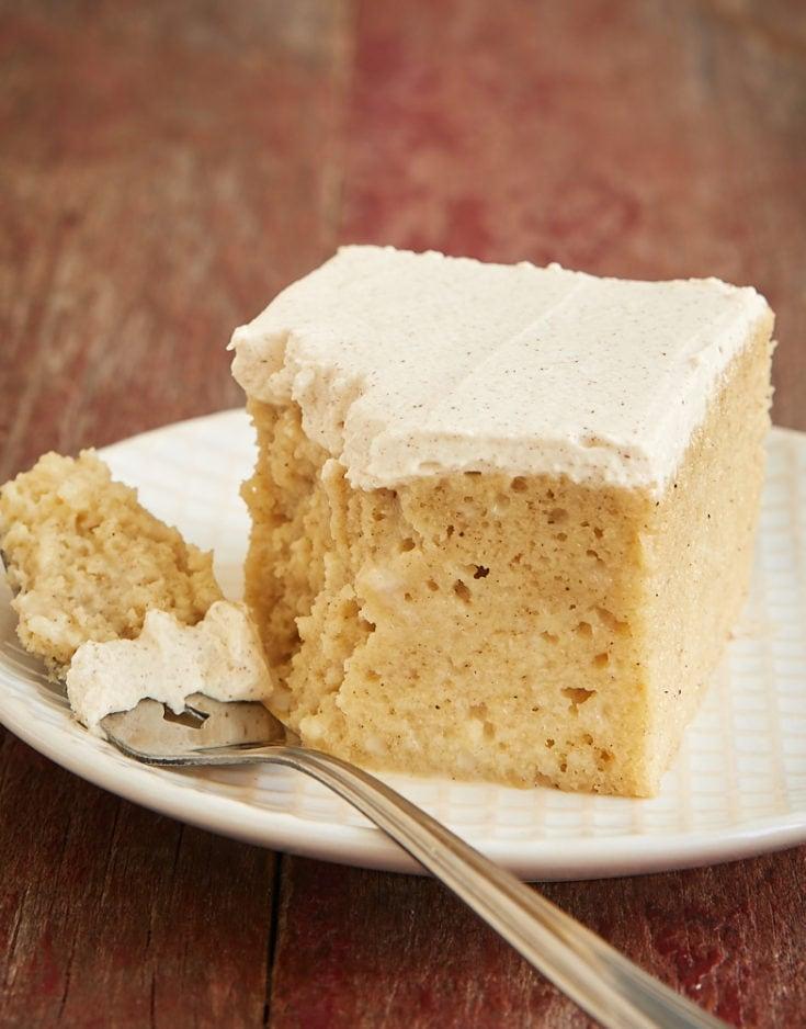 Tres Leches Rum Cake