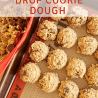 How to Freeze Drop Cookie Dough bakeorbreak.com