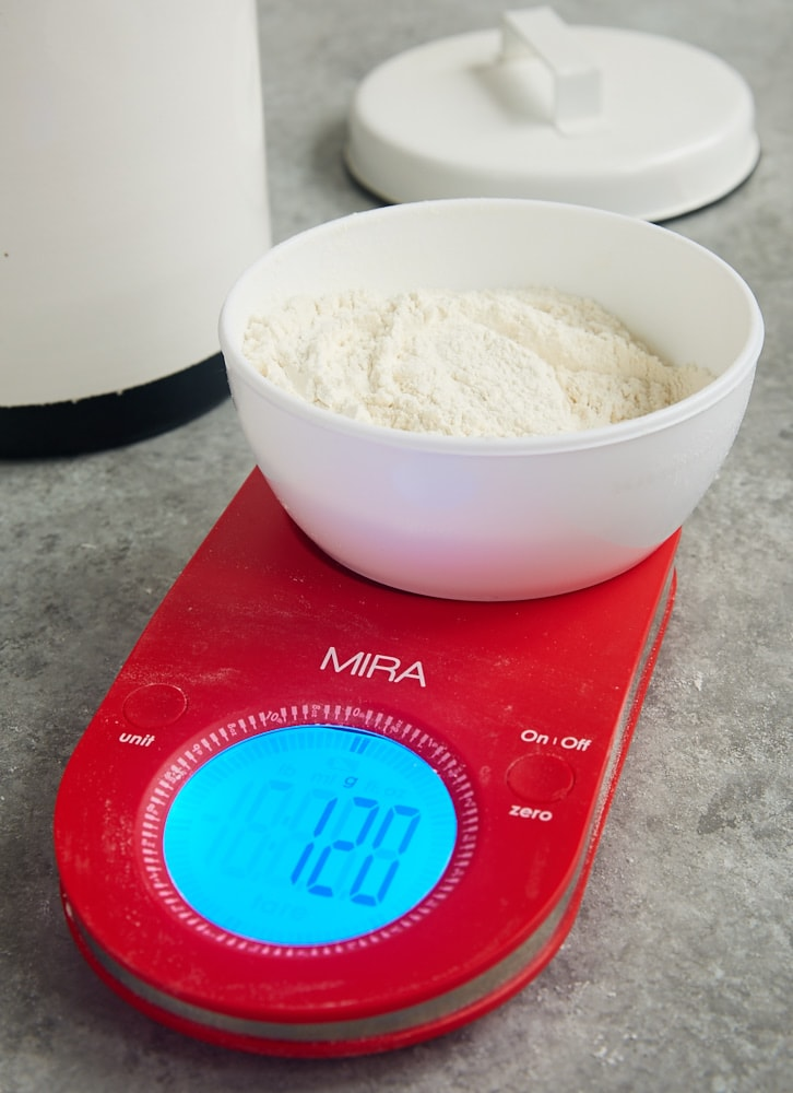 How to Measure Flour Accurately