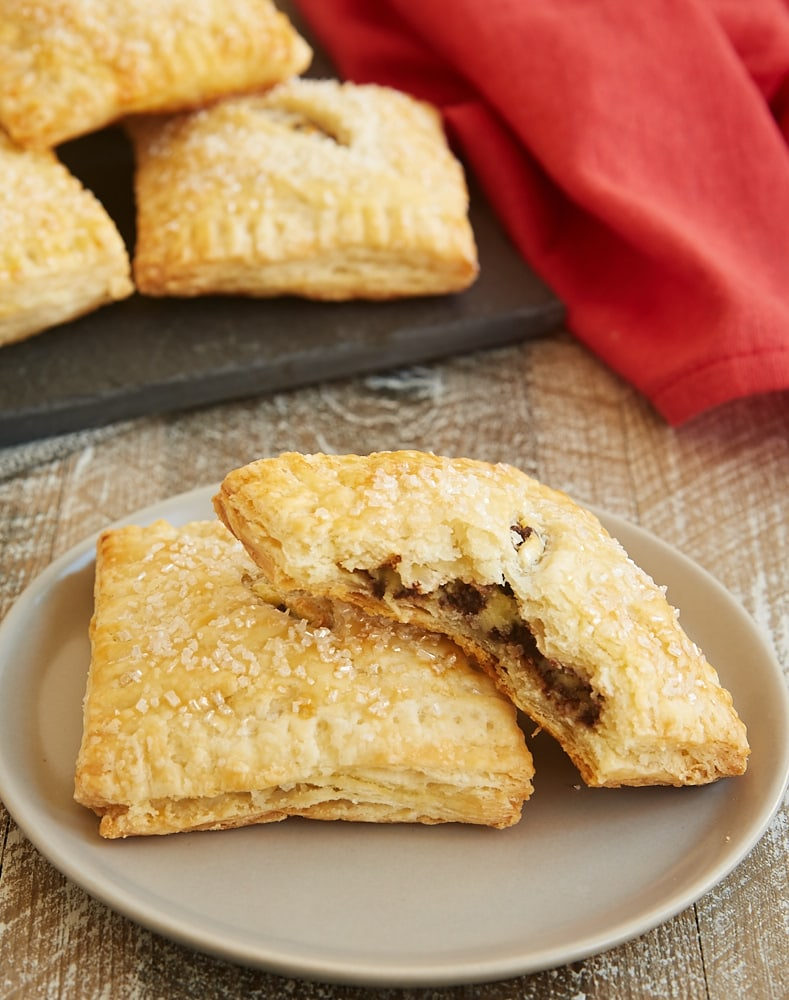 Chocolate Chip Cream Cheese Hand Pies Bake Or Break