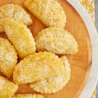 You will love the bright, sweet, tart flavor of these Ginger Lemon Hand Pies! - Bake or Break