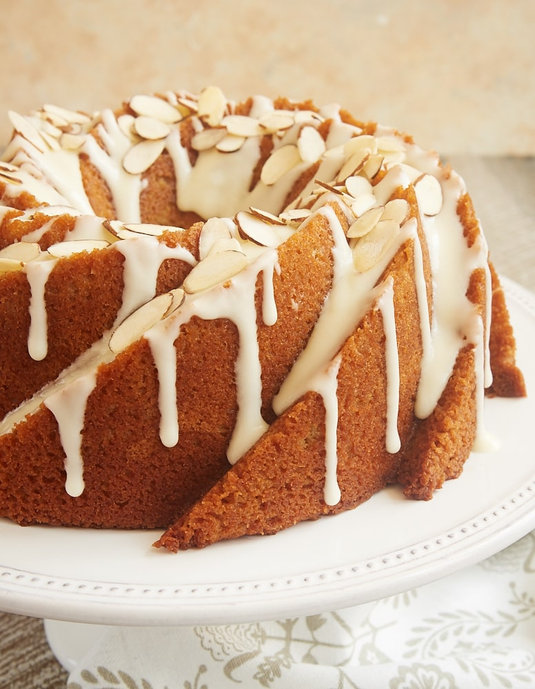 Almond Flour Bundt Cake Recipes