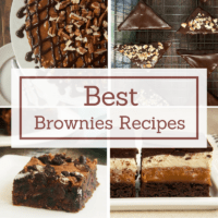 If you love brownies in a big way, then don't miss this fantastic collection of the most popular brownies recipes from Bake or Break!