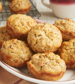 Oat Muffins with Nuts and Seeds