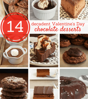 Get baking this Valentine's Day with these 14 fantastic chocolate desserts! - Bake or Break