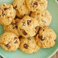 Coconut Macadamia Chocolate Chip Cookies | Bake or Break