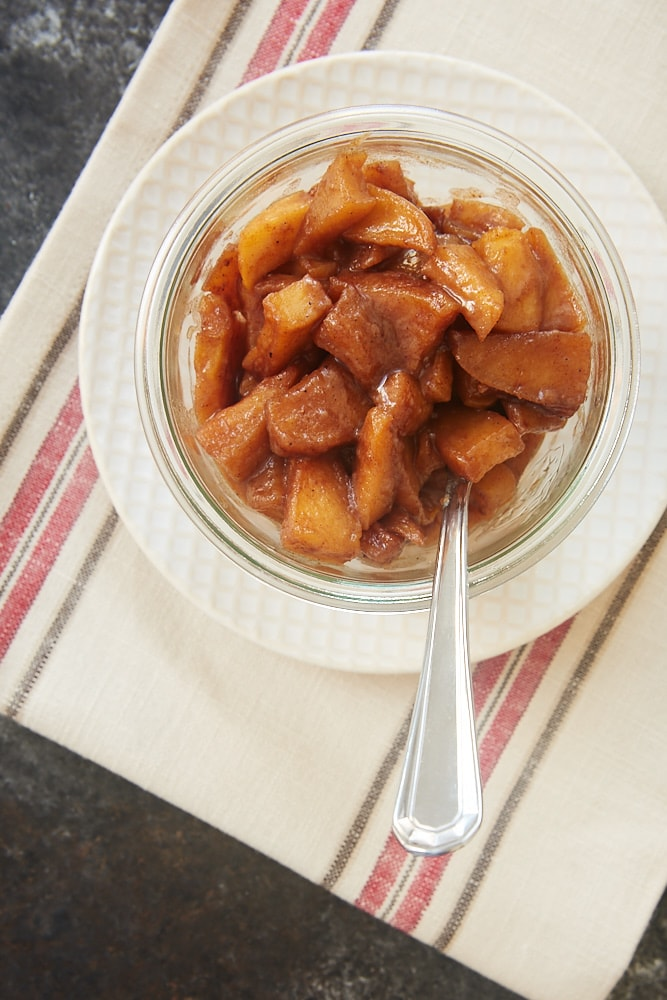 Spiced Apple Compote