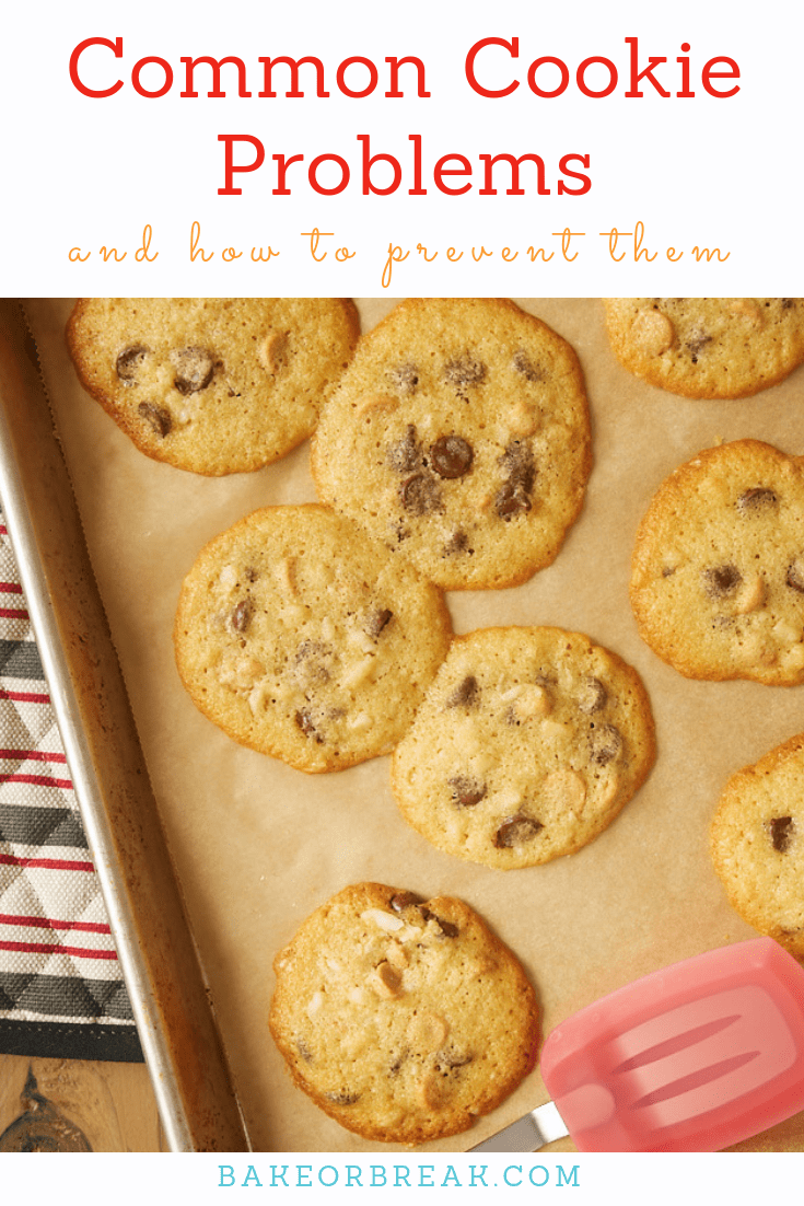 tips for preventing common cookie problems
