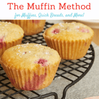 The muffin method of mixing