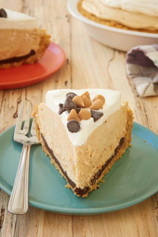 Black Bottom Peanut Butter Pie - Bake or Break