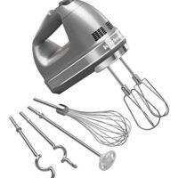 KitchenAid 9-Speed Digital Hand Mixer