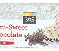 Mini Semi-Sweet Chocolate Baking Chips, 12 Ounces