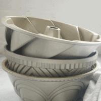 stack of Bundt pans
