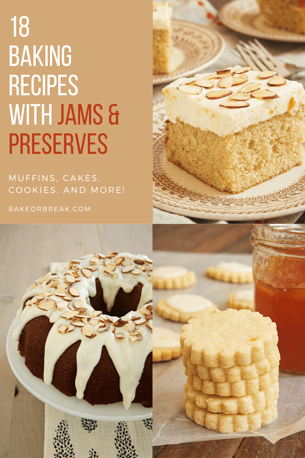 18 Baking Recipes Made with Jams and Preserves