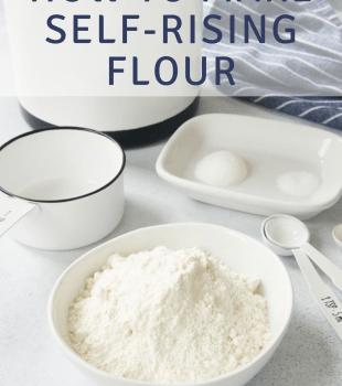 How to Make Self-Rising Flour bakeorbreak.com