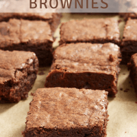 Tips for Baking Brownies bakeorbreak.com